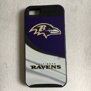 Baltimore Ravens iPhone 5 case! Like new 💜